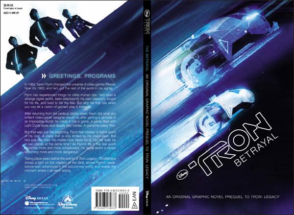 Tron: Betrayal by Fabian Nicieza