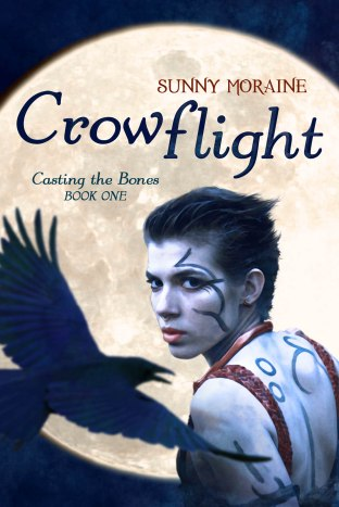 Crowflight by Sunny Moraine (September 2013, Masque Books)
